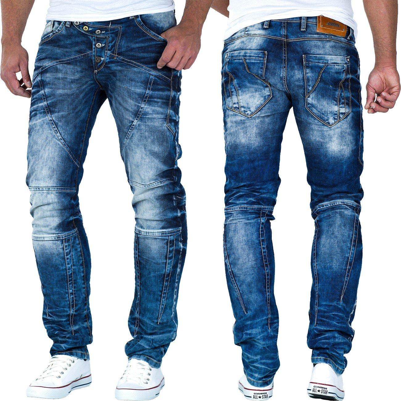 Jeans Uomo Cipo /& Baxx Straight
