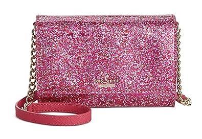 7d8ba9441 Amazon.com: kate spade new york Glitter Bug Cami Crossbody (Red Multi):  Shoes