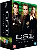 CSI: Crime Scene Investigation - Seasons 1-5