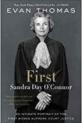 First: Sandra Day O'Connor Hardcover