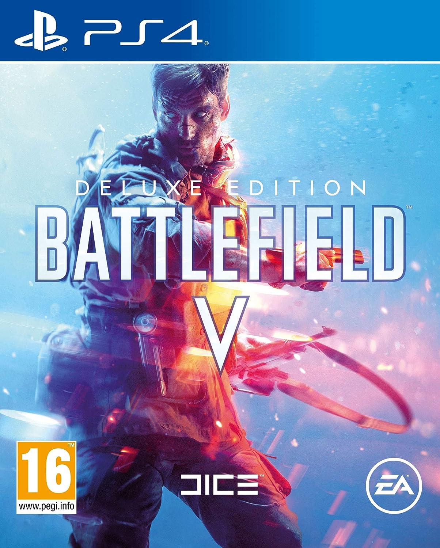 Amazon Com Battlefield V Deluxe Edition Ps4 Video Games