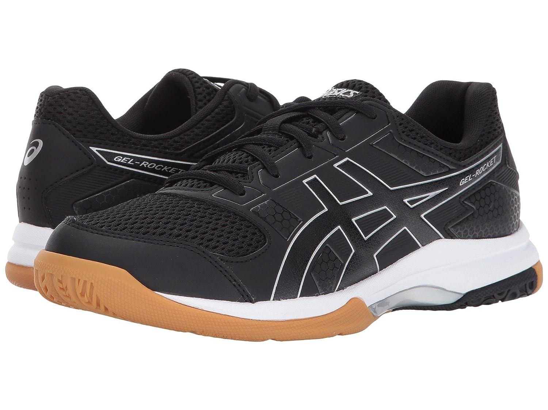 [アシックス] (26cm) レディースランニングシューズスニーカー靴 [並行輸入品] Gel-Rocket 8 - [並行輸入品] B07FS1YLRG ブラック/ブラック/ホワイト 9.5 (26cm) B - Medium 9.5 (26cm) B - Medium|ブラック/ブラック/ホワイト, 日本最大級:c9ed264f --- cq37820.tmweb.ru