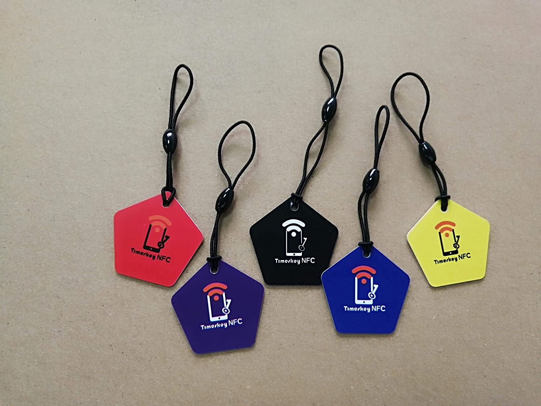Amazon.com: TimesKey NFC Tarjeta de etiqueta: Office Products