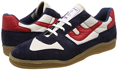 ZDA 2900FSL: Off White / Navy / Red