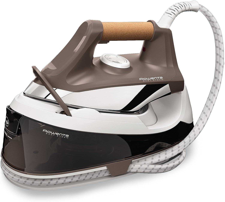 Rowenta VR7260F0 Easy Steam - Centro planchado de 5.5 bares de presión de agua