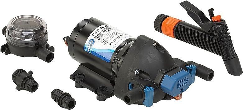 GPM Tiefsp/ühl Pumpe Kit Jabsco Toilettenpumpe 32605/Serie Marine ParMax 4