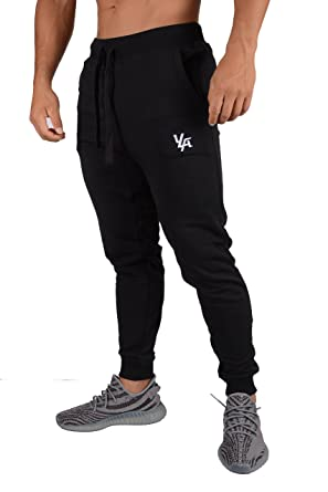4955b65fbfb0b0 Amazon.com  YoungLA Joggers Pants for Men Athletic Sweatpants Gym Workout  Slim Fit with Pockets 216  Clothing