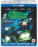 The Green Hornet (Blu-ray 3D) [2011] [Region Free]