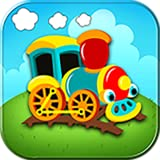 Trains puzzles Kids