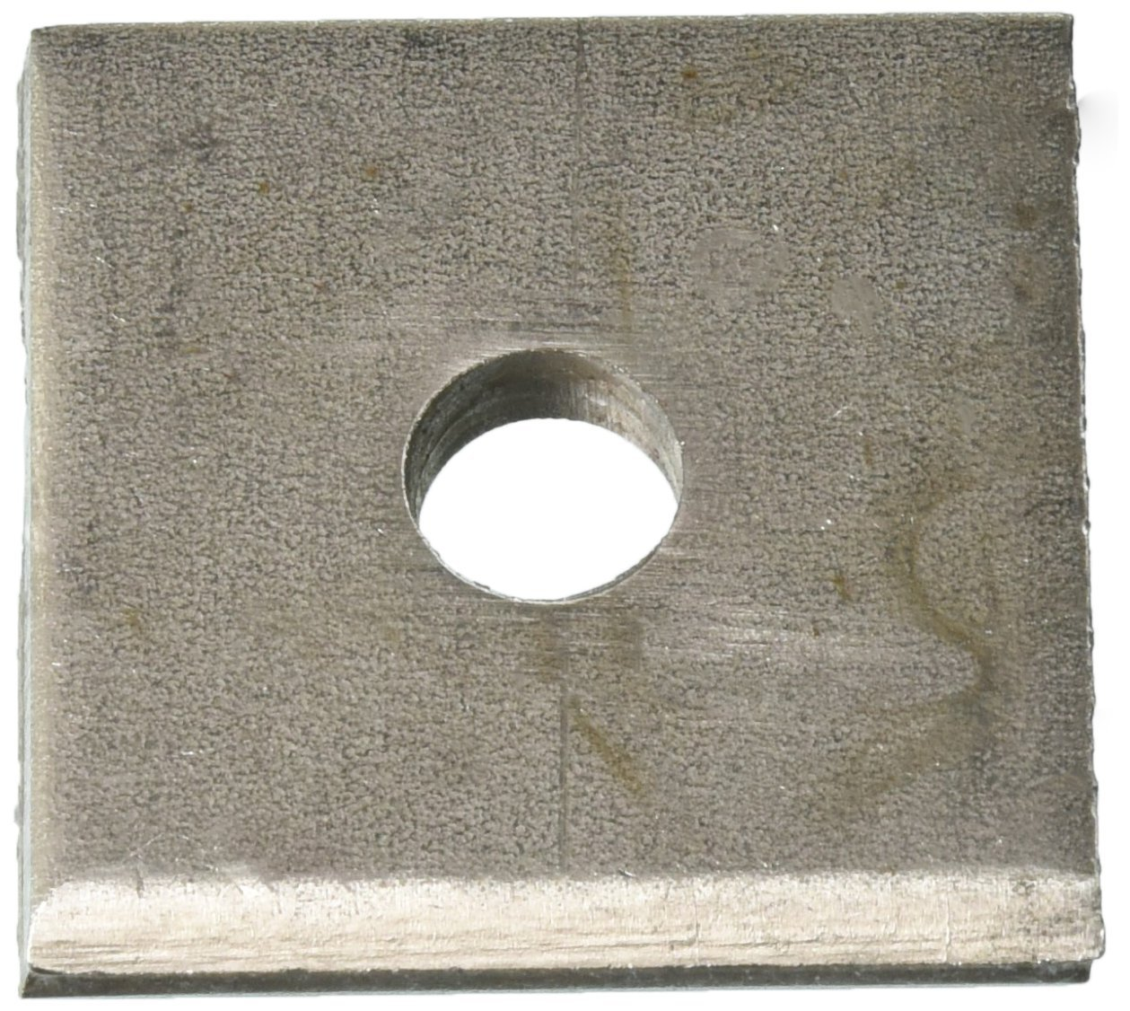 VERSABAR VF-1101-3/8SS6 Square Washer 3/8'' Clearance Stainless Steel 316
