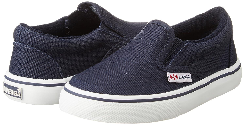 Superga - Mocasines 2311-COTJ para niño y niña - 933 - Navy - 25: EU 25 US 8 1/2 UK 7 1/2 (15,97 cm): Amazon.es: Zapatos y complementos
