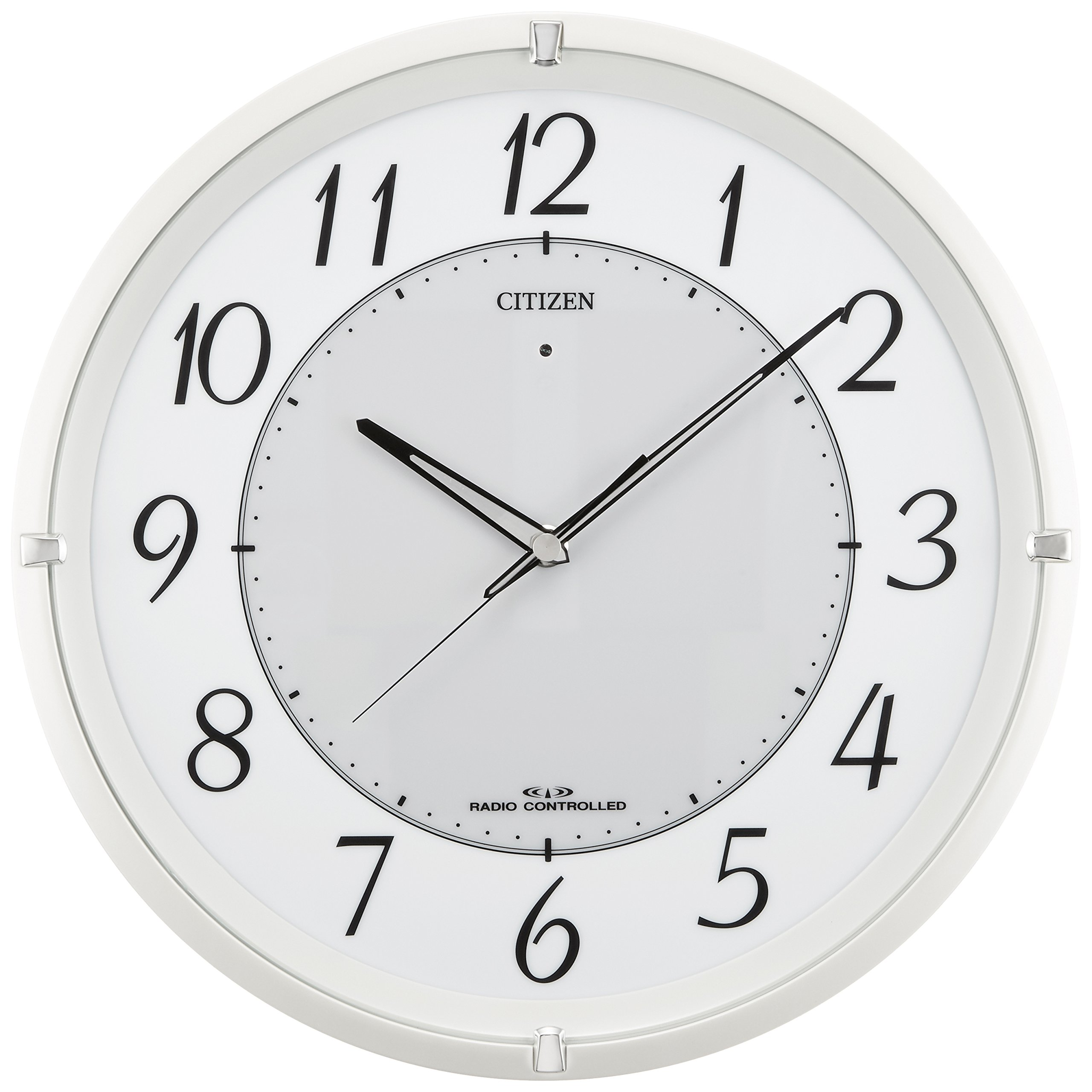 CITIZEN ( Citizen ) wall clock Eco Life M788 solar power radio clock hybrid type 4MY788-003