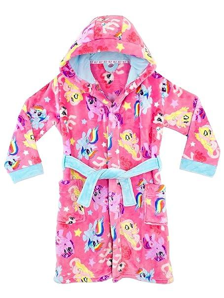 My Little Pony Mi Pequeño Pony - Bata para niñas: Amazon.es: Ropa y accesorios