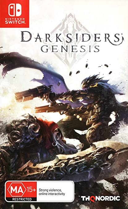 Darksiders Genesis - Nintendo Switch: Amazon.es: Videojuegos