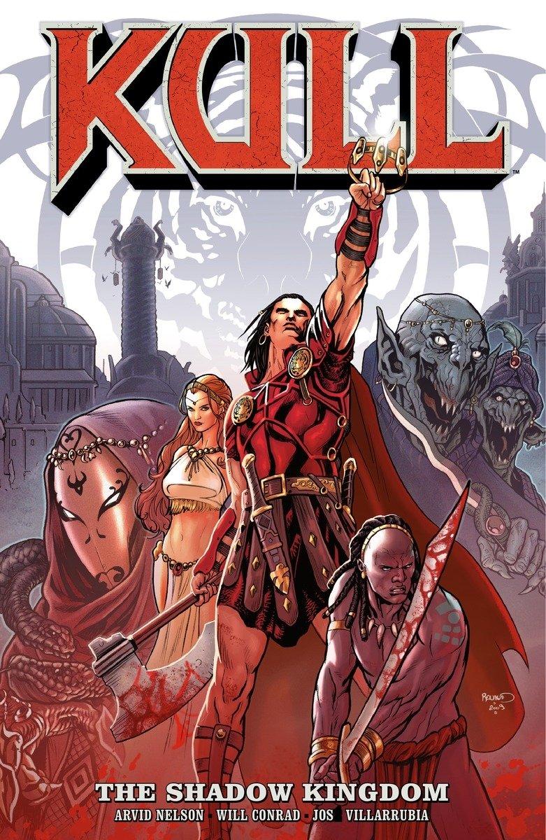 Download Kull Volume 1: The Shadow Kingdom pdf