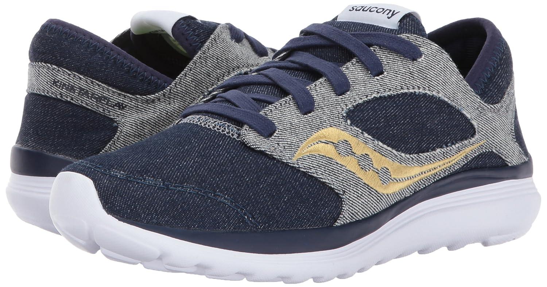 Saucony Kineta Relay Blue Denim Women Shoes | 100% high