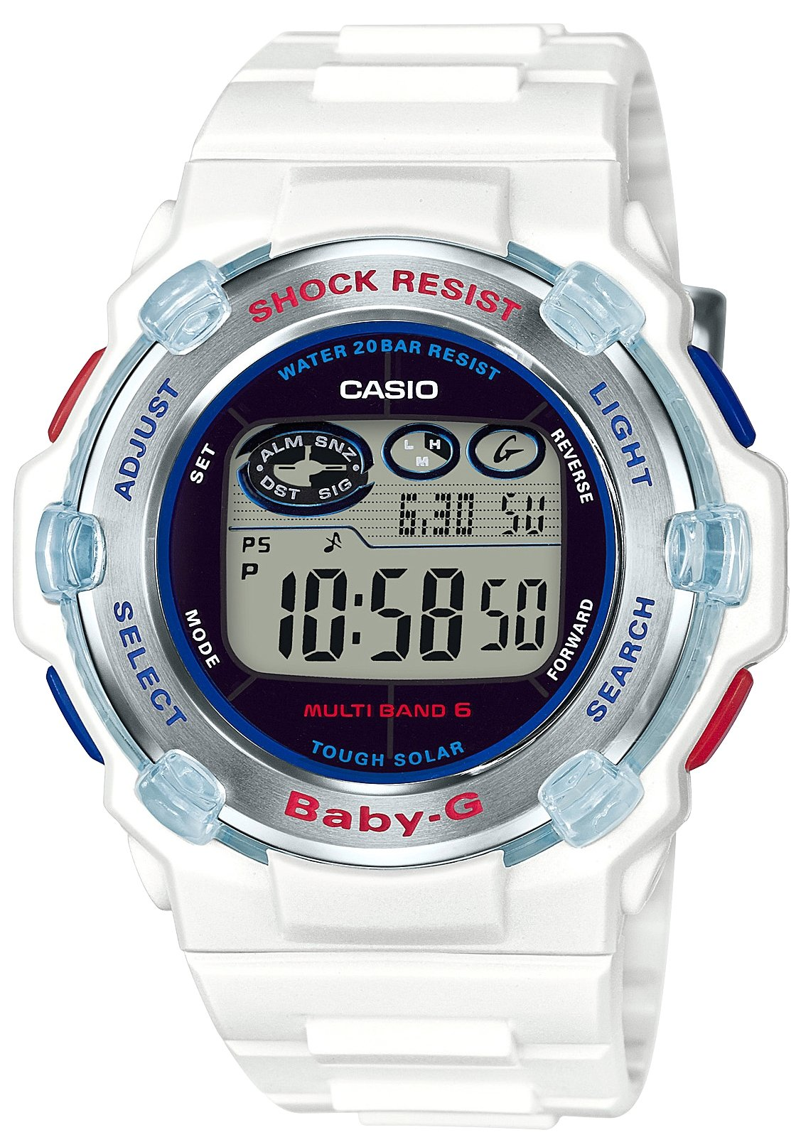 CASIO BABY-G Love The Sea And The Earth 2017 BGR-3007K-7JR Womens JAPAN IMPORT