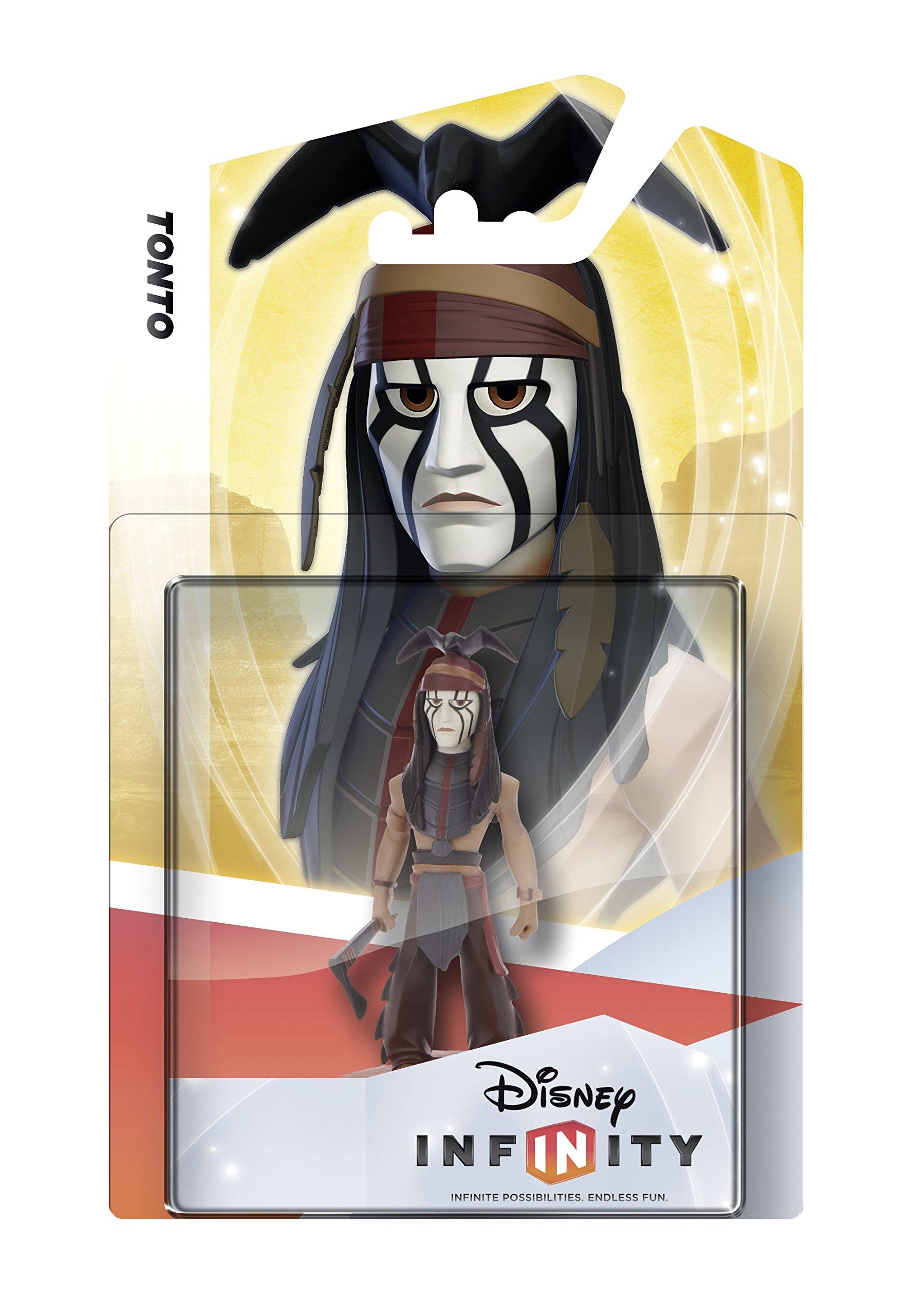 Disney Infinity Character - Tonto (PS4/PS3/Xbox One/Xbox 360/Nintendo Wii/Nintendo Wii U/Nintendo 3DS)