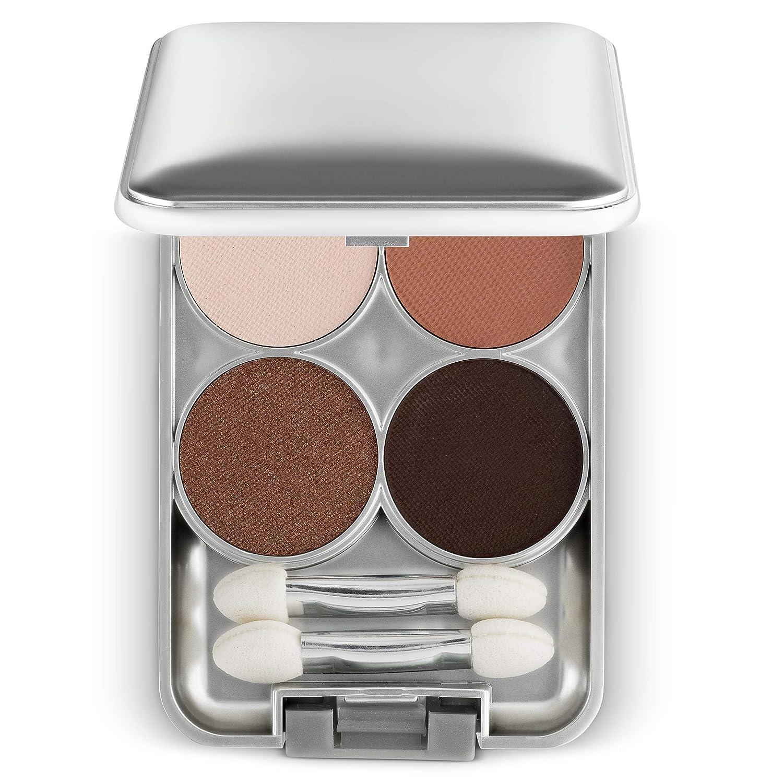 Jolie Wear Everywhere 4-Shade Eyeshadow Quad – Sand Castle