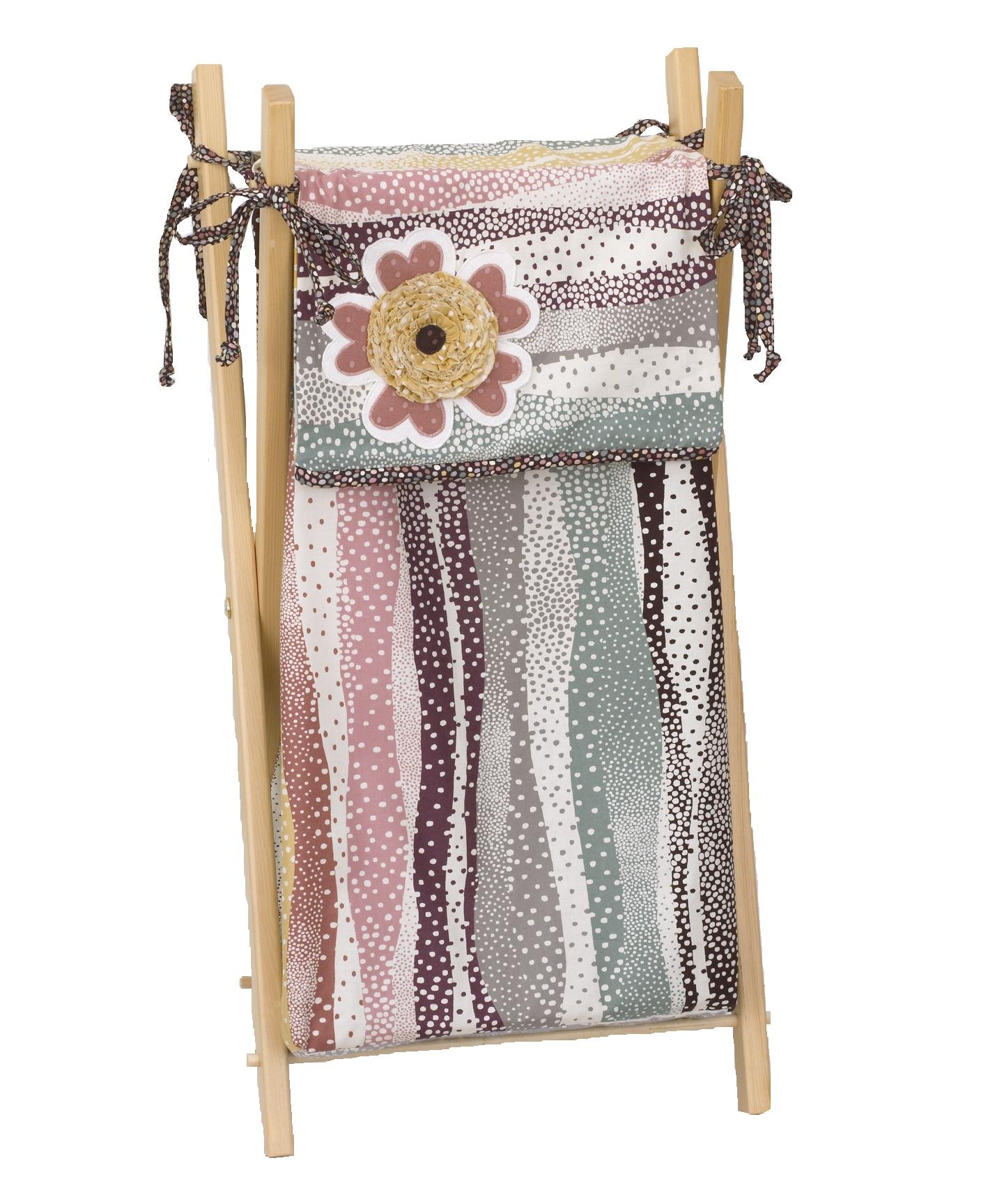 Cotton Tale Designs Penny Lane Hamper (Discontinued by Manufacturer)