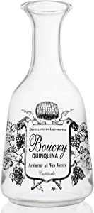 Boucry French Bistro Water Carafe by Bonnecaze Absinthe & Home