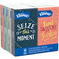 Kleenex Trusted Care Facial Tissues Travel Packs