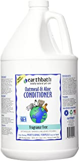 product image for Earthbath Oatmeal & Aloe Conditioner, Fragrance Free 128 oz(1 gal)