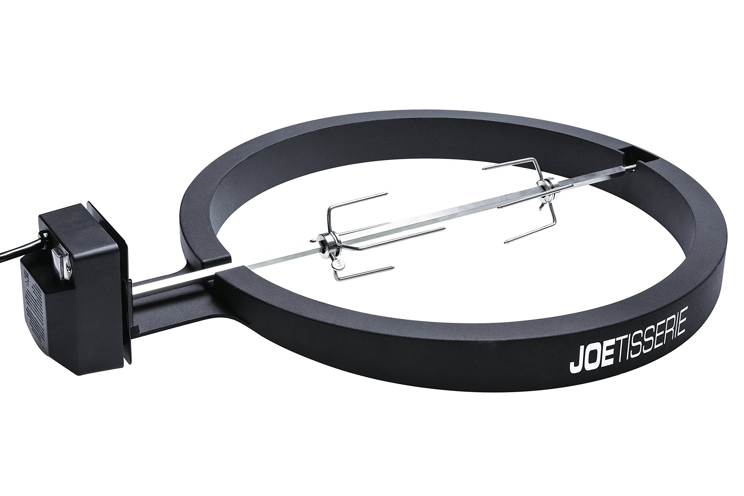 Kamado Joe JoeTisserie, One Size, Black