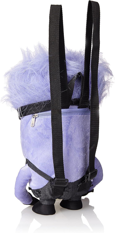 Despicable Me Big Boys Dave Evil Minion Plush Backpack
