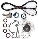 ECCPP Timing Belt Water Pump Kit for 1999-2010 Hyundai Sonata Tucson Tiburon Santa Fe