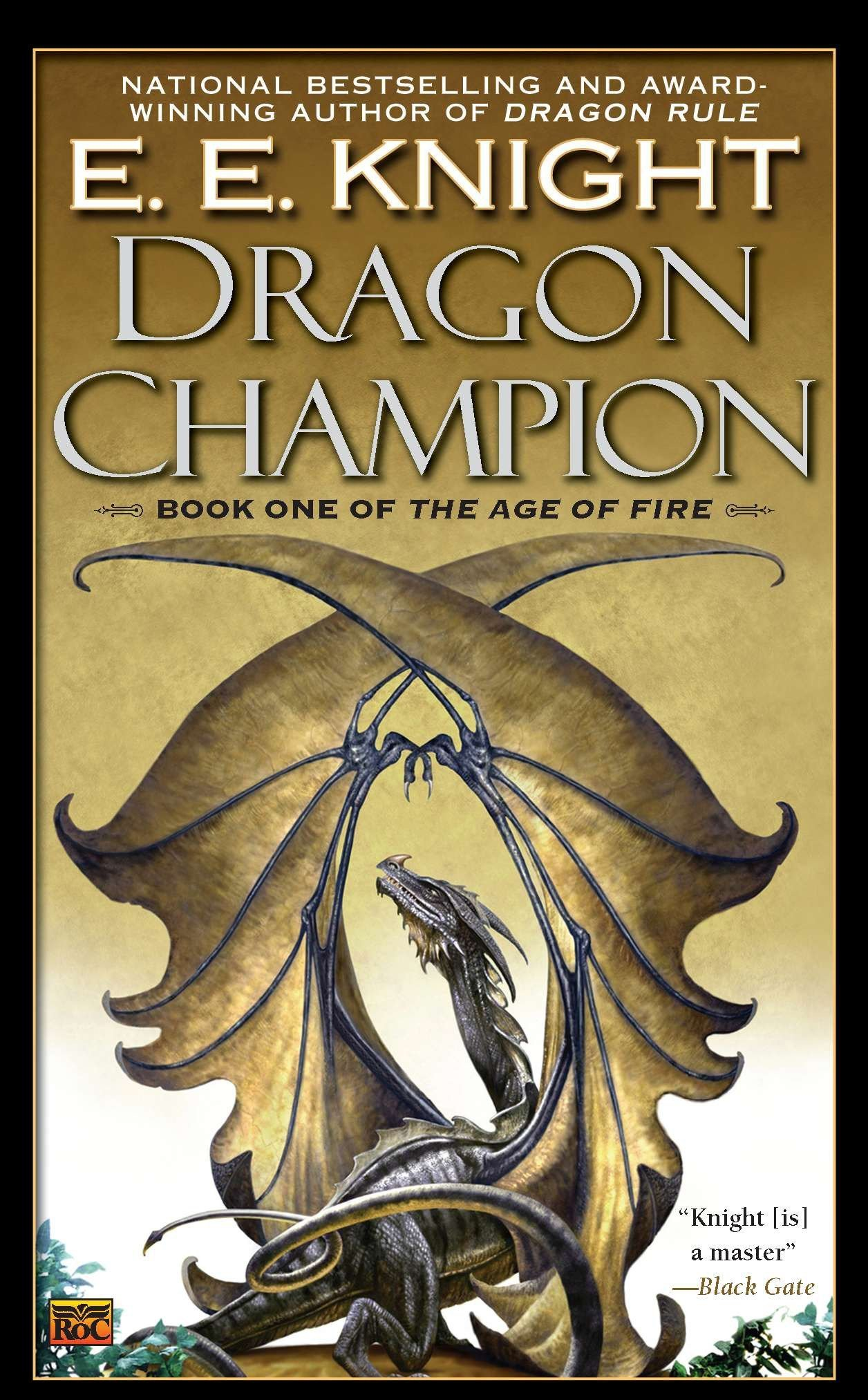 Dragon Champion e of the Age of Fire 1 E E Knight