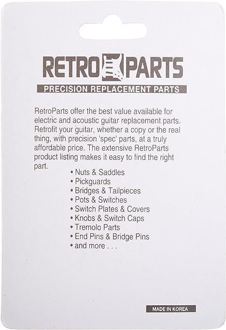 RETRO PARTS 20 PACK OF BLACK PICKGUARD SCREWS NEW!!!!