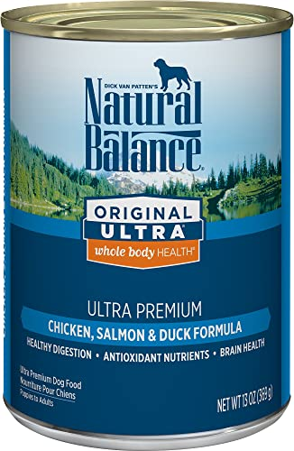 Natural Balance Original Ultra Whole Body Health Reduced Calorie Wet Dog Food