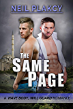 The Same Page (Have Body Will Guard Book 9)