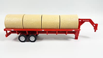 Big Country Toys Farm Toy Hay Trailer