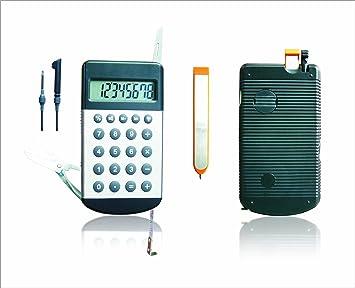 Kompakte Buro Set Praktische Taschenrechner Multi Tool Amazon De