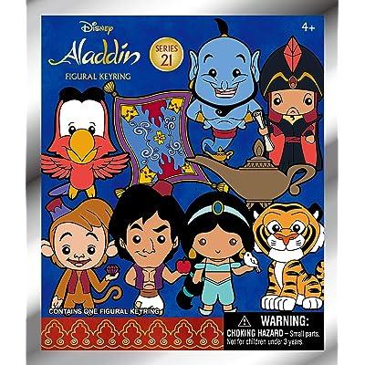 Disney Aladdin 3D Foam Collectible Bag Clip in Blind Bag: Toys & Games