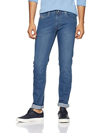 1326291117 Pepe Jeans Men's Slim Fit Jeans: Amazon.in: Clothing & Accessories