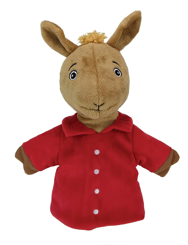 amazon com llama llama hand puppet plush toys u0026 games