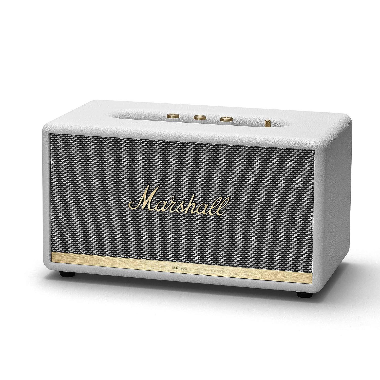 Marshall Stanmore II - Altavoz Bluetooth, color blanco: Amazon.es: Electrónica