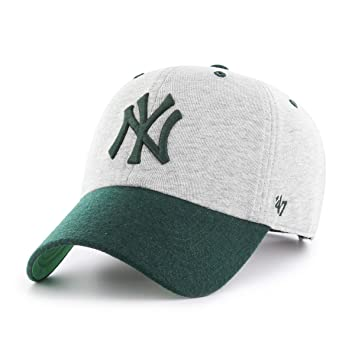 ddf1d3f6b1155 47 MLB New York Yankees Argentico Two Tone Clean Up Cap – French Terry Unisex  Baseball