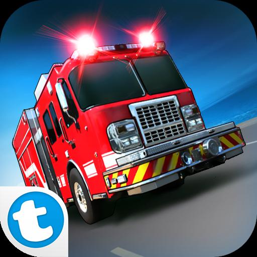 Feuerwehrautorennen