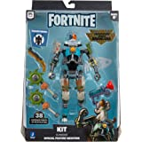 Fortnite Legendary Series Brawlers Kit, 7-inch Detailed, Articulated Figure with Feature Weapons and Harvesting Tools