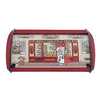 Boite à Pain CEMOI Boulanger - multicolore - Derrière la porte