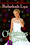 Christmas Vows (Seasons of Faith Book 4)