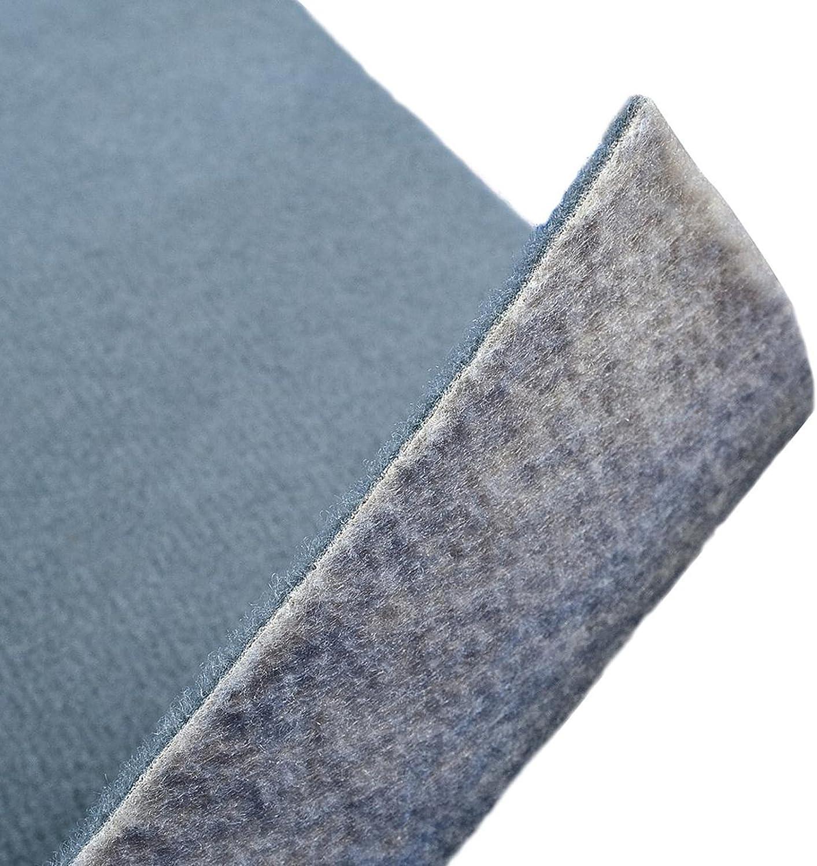 Emissions- und geruchsfrei Floori/® Premium Nadelfilz Teppich 100x200cm Gr/ö/ße w/ählbar GUT-Siegel 1200 g//qm wasserabweisend
