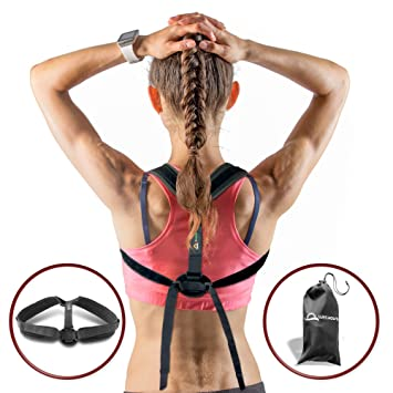 Posture Corrector for Men and Women, Posture Support for slouching &  hunching, Clavicle Support,