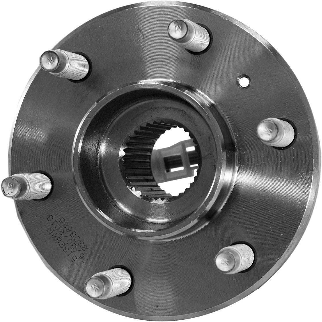 513236HD x 1 New Hub Assembly Front Left Or Right Side 6 Lug With ABS
