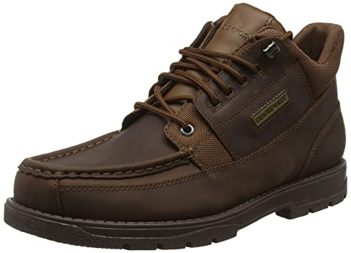 Rockport Men's Tree Line Hike Marangue Ankle Boots, Brown (Boston Tan), 7