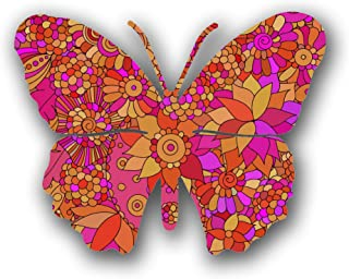 product image for Next Innovations Metal Wall Art - Butterfly Wall Decor - Fantastica Butterfly - Handmade in The USA for Use Indoors or Outdoors